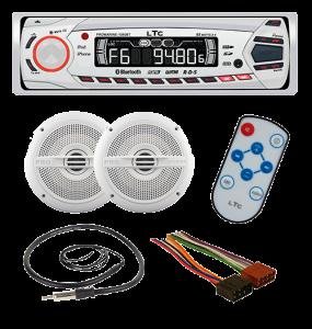 KIT Stereo Promarine 1085