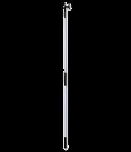Bichero telescópico de aluminio