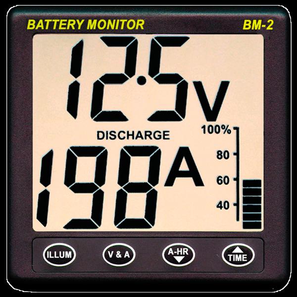 NASA Clipper BM 2 Battery Monitor