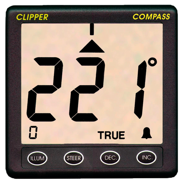 Nasa Clipper Compass
