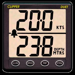 Clipper Duet System