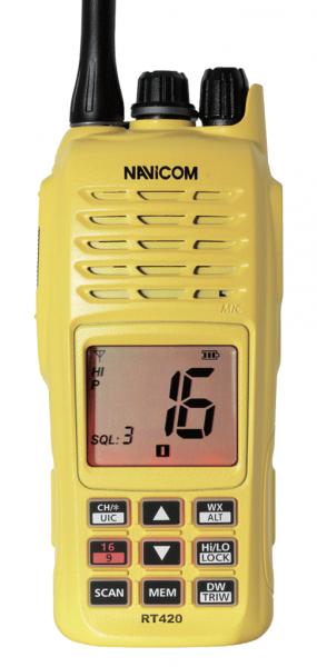 VHF NAVICOM RT 420