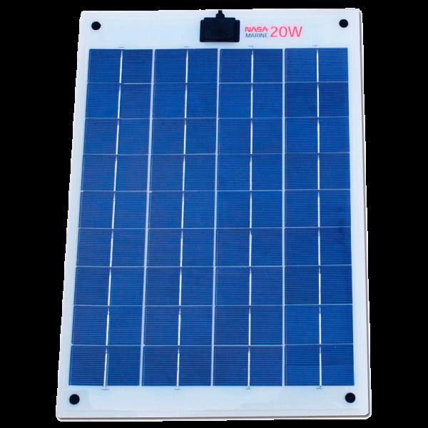 Panel Solar Náutico