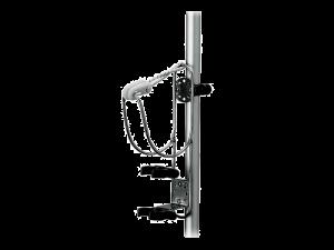 Soporte de aro salvavidas + soporte de linterna