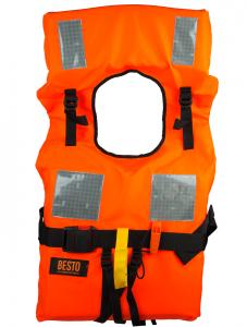 Chaleco salvavidas homologado para barco