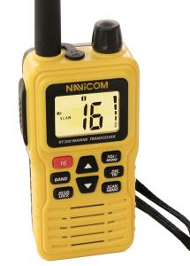 VHF portátil Navicom RT 300 marino