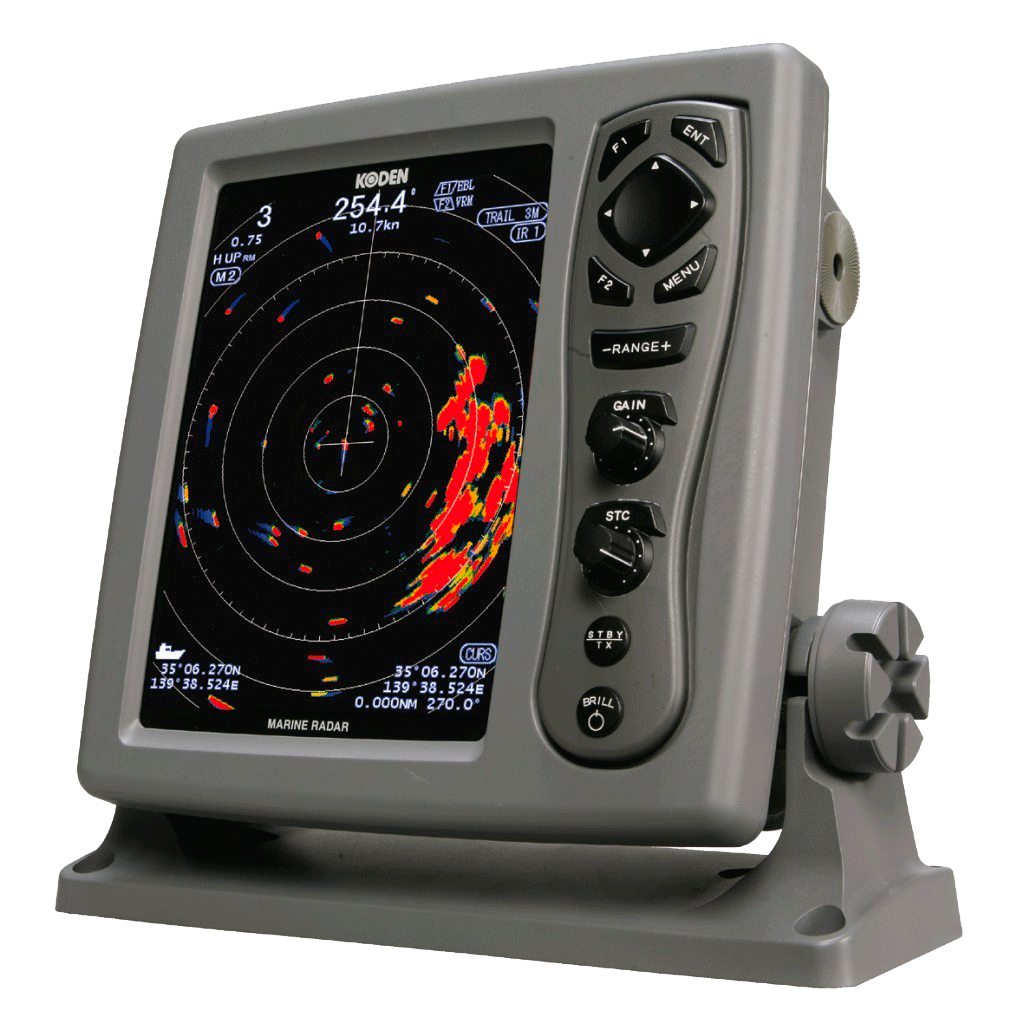 Radar KODEN MDC 941