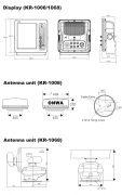 Medidas-radar-ONWA-KR-1008