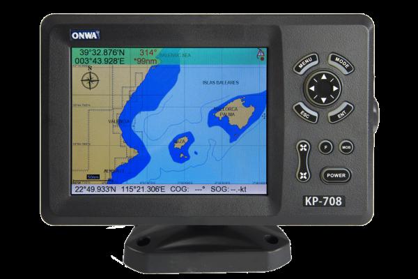ONWA KP-708 GPS PLOTTER