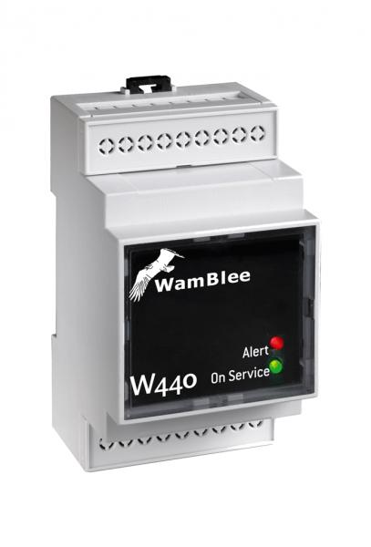 Wamblee w400 alarma AIS