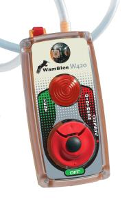 Radiobaliza AIS wamblee w420