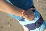 pulsera marinera nino barbaroja