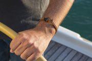 pulsera marinera pirata hombre