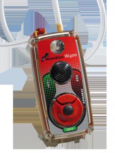 Radiobaliza personal Wamblee w400