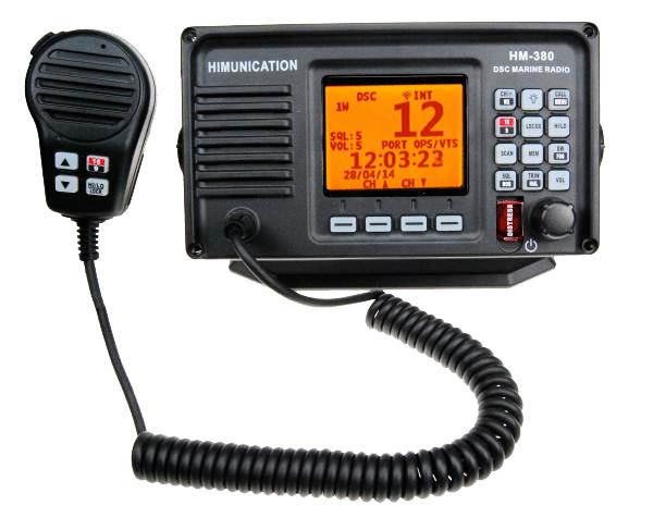 VHF HIMUNICATION HM 380
