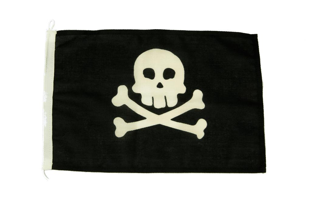Bandera pirata para barco