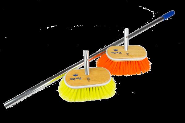 T-Brite Pack de dos depillos con palo