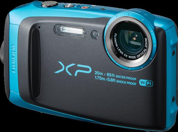 Fujifilm Xp 120 Finepix Sky Blue
