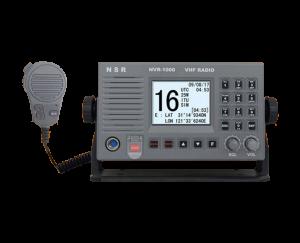 NSR NVR 1000 VHF homologado