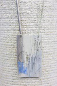 colgante blue sail