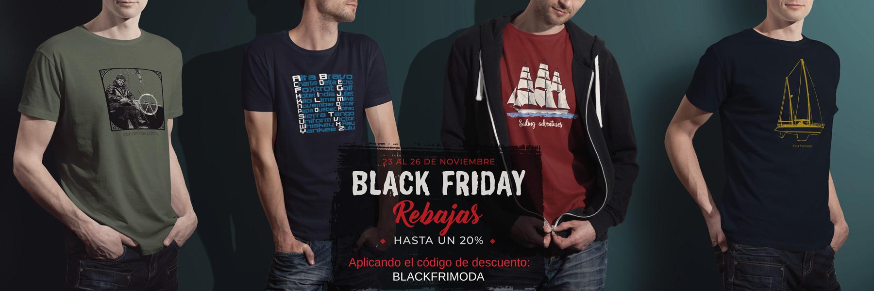 Black Friday Camisetas Marineras