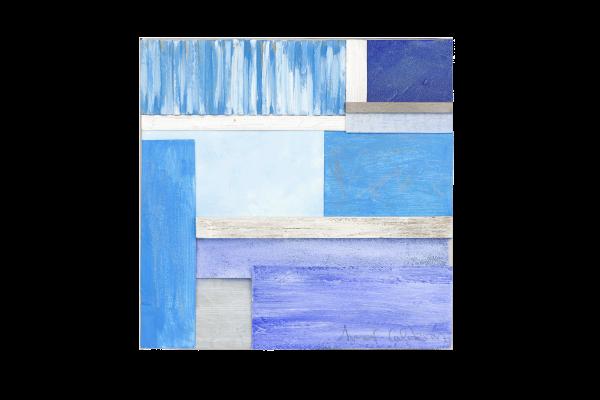 CUADRO BLUE WATER