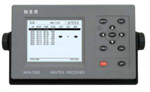 NAVTEX NSR NVX-1000