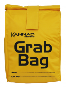 bolsa de salvamento y emergencia kannad grab bag