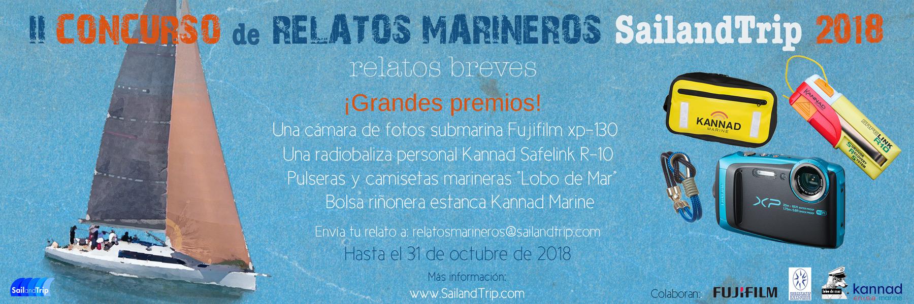 Relatos Marineros Banner SailandTrip