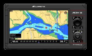 GPS plotter Lorenz Atom 9