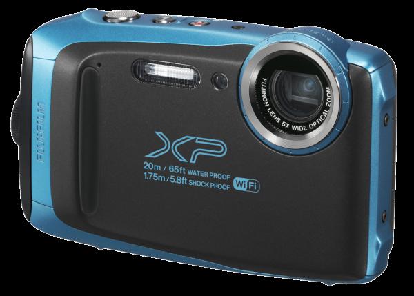 Fujifilm XP 130 cámara de fotos acuática