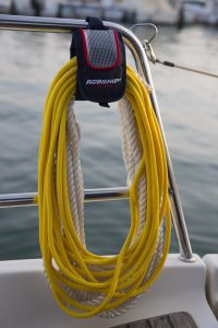 Robship rope Holder