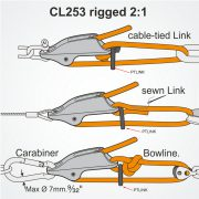 CLAMCLEAT CL253