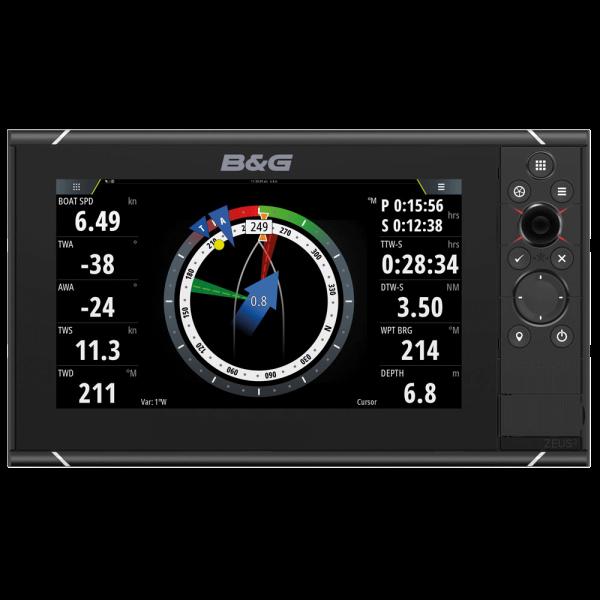 B&G ZEUS3 9 pantalla multifunción
