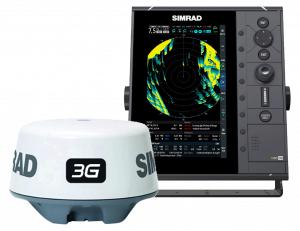 RADAR SIMRAD R2009 CON RADOME 3G
