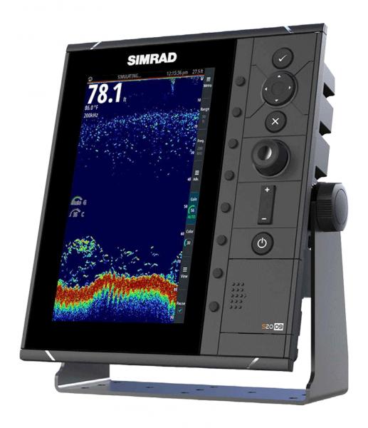 Simrad S2009 Sonda de pesca