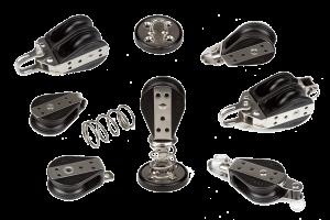 Poleas Viadana 38 mm para cabos de 10 mm