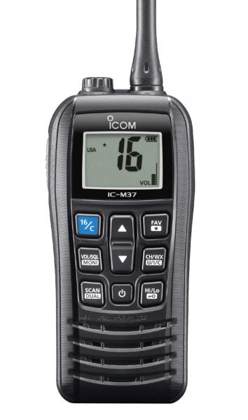 VHF ICOM IC-M37E