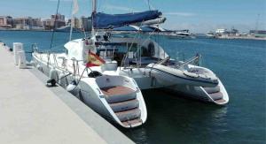Alquiler catamarán Lagoon 380 S2