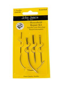 agujas para coser velas