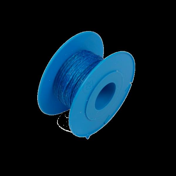 Hilo para falcacear azul