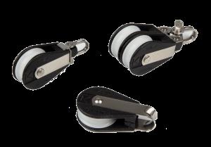 Poleas Viadana 34 mm para cabos de 8 mm