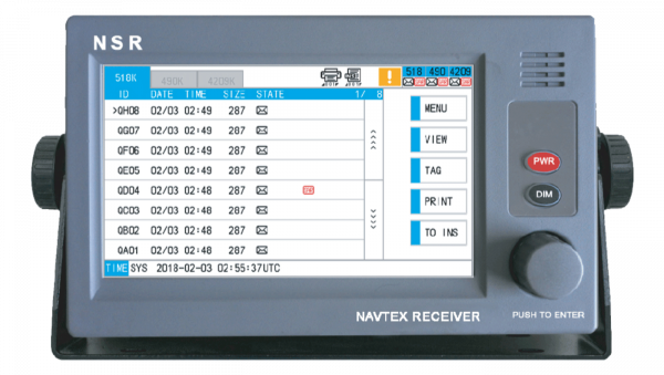 NAVTEX NSR NVX3000