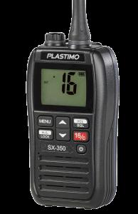 VHF Plastimo SX 350